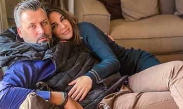 Γιάννης Καλλιάνος: Η σύζυγός του αποκαλύπτει πρώτη φορά: «Είχα δύσκολη εγκυμοσύνη»