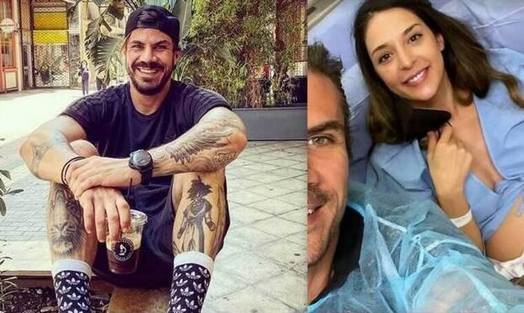 Άκης Πετρετζίκης: Θα λιώσεις με τα βίντεο! Η βόλτα με τον γιο του και τη σύντροφό του!
