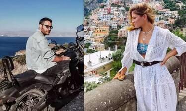 Συνατσάκη – Στρατής: Ζουν τον έρωτά τους στην Ιταλία - Αυτό είναι το πρώτο κοινό τους βίντεο!