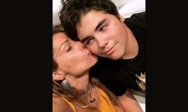 Δέσποινα Βανδή: Ο γιος της, Γιώργος έγινε 14 ετών – Τα γενέθλια και οι μαγικές αδημοσίευτες φωτό