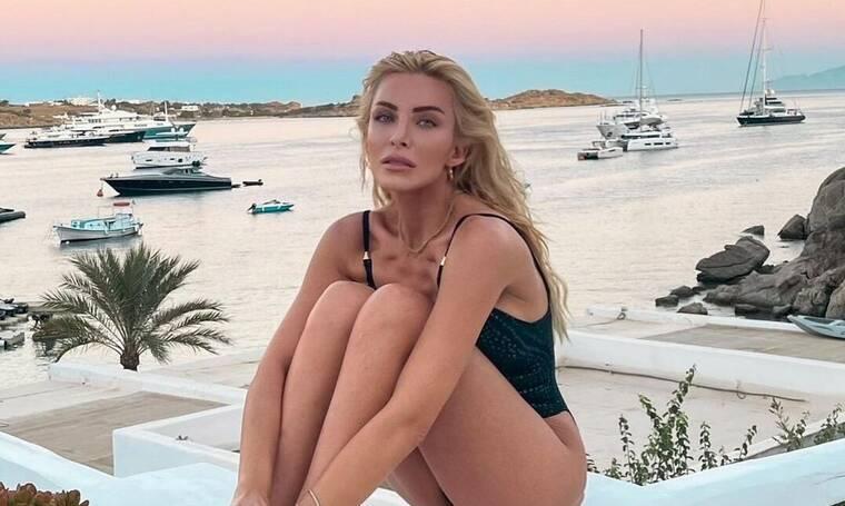 Κατερίνα Καινούργιου: Νέα αρχή μετά τις καλοκαιρινές της διακοπές! Η αποκάλυψη στο Instagram