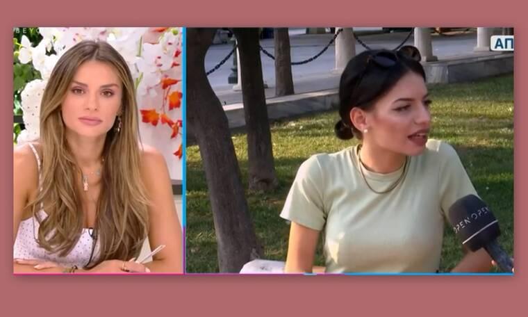 The Bachelor: Η αποκάλυψη της Αντζελίνας: «Είδα στον καθρέφτη να φαίνονται μόνο τα κόκαλά μου»