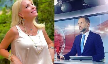 Επική γκάφα στο MEGA: Το λάθος με τον παρουσιαστή και συνεργάτη της Μενεγάκη στο δελτίο ειδήσεων
