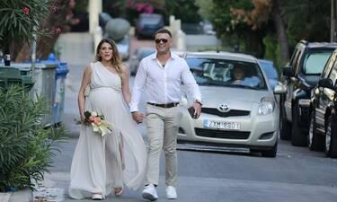 Παντρεύτηκε ο Κώστας Σόμμερ! Η σύζυγός του Βαλεντίνη Παπαδάκη φούσκωσε πολύ και είναι κούκλα