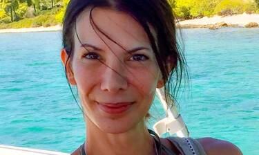 Μαρίνα Τσιντικίδου: Η σπάνια φωτό της με μπικίνι – Θα τα χάσεις με την σιλουέτα της