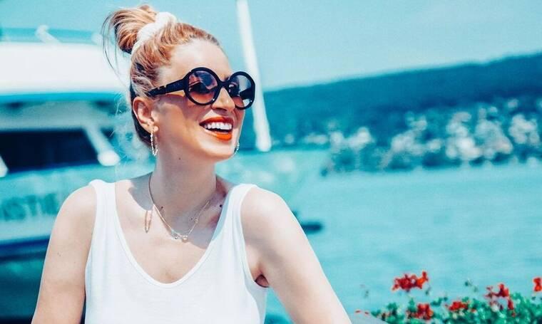 Μαρία Ηλιάκη: Δεν φαντάζεσαι τι έβαλε για να βγει για περπάτημα! Η απίστευτη φωτογραφία της