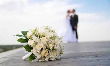 Σήμερα ο γάμος πασίγνωστου ζευγαριού της Ελληνικής showbiz και η αποκάλυψη έγινε στο Instagram