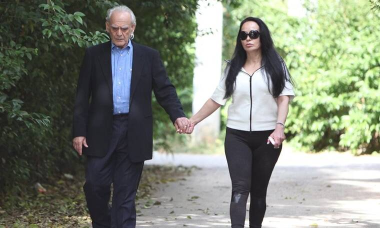 Τσοχατζόπουλος: Το δημόσιο «αντίο» της συζύγου του και η ανακοίνωση της οικογένειας για την κηδεία