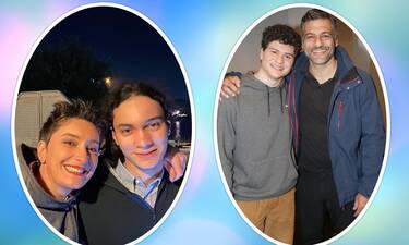 Ηρώ - Στέλιος Κρητικός: Περήφανοι γονείς! Σε ποιες σχολές πέρασαν οι γιοι τους!