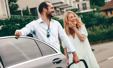 Ηλιάκη-Μανουσάκης: Αποφάσισαν το πού και το πότε θα γίνει η βάφτιση της νεογέννητης κόρης τους!