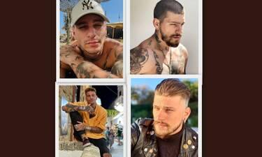 Big Brother: Ο Steve Milatos είναι το μοντέλο με τα «χίλια πρόσωπα» και τα δεκάδες τατουάζ!