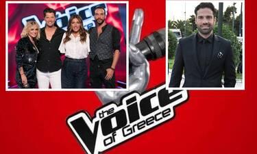 The Voice: Oι μεγάλες αλλαγές μετά την αποχώρηση της Ζουγανέλη και την αντικατάσταση από τον Αργυρό!