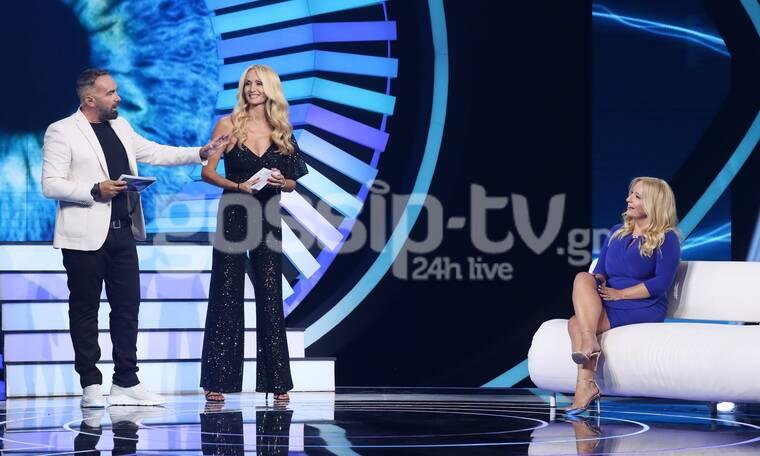Big Brother: Το gossip-tv στην πρεμιέρα του reality! Οι νέοι παρουσιαστές, η Γραμμέλη και οι αλλαγές