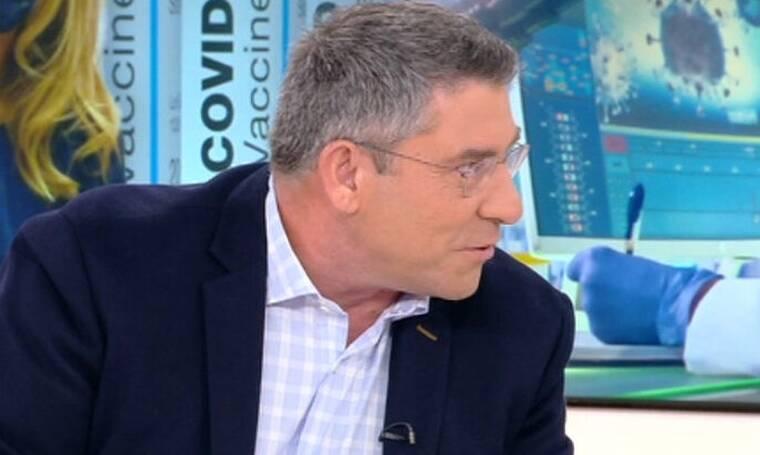Ώρα Ελλάδος: Ο Άκης Παυλόπουλος επέστρεψε και ανακοίνωσε on air ότι έγινε πατέρας για δεύτερη φορά