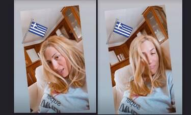 Μαρία Ηλιάκη: Επέστρεψε στην Ελλάδα – Το πρώτο βίντεο από το σπίτι της
