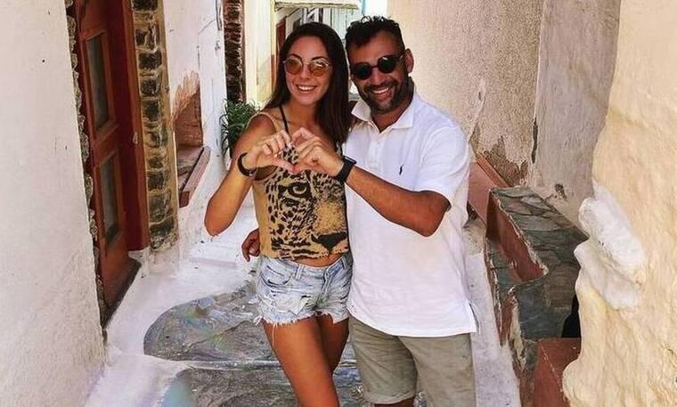 Χωρισμός Λάμπρου Χούτου – Ματίνας Ζάρα: «Με πήρε τηλέφωνο στεναχωρημένη»