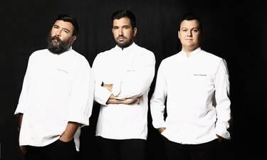 Top Chef: Το νέο ριάλιτι του ΣΚΑΙ έρχεται την Κυριακή! Μάθε τα πάντα για τους κριτές