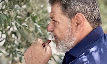 Η Γη της Ελιάς: Ο Παρτσαλάκης λίγο πριν την πρεμιέρα δίνει spoiler για τον ήρωα που ενσαρκώνει!