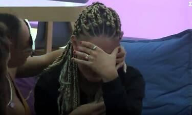 Big Brother: Ένταση και δάκρυα για τη Σαμάνθα! Την έβαλαν στη... μέση και εκείνη δεν άντεξε!