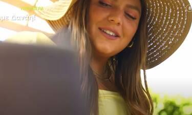Πάμε Δανάη: Απολαυστική η Μπάρκα στο τρέιλερ της εκπομπής της - Το κίτρινο φόρεμα και ο χορός