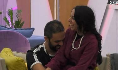 Big Brother: Ο Κώστας ερωτεύτηκε κεραυνοβόλα την Ελένη αλλά «έφαγε» πόρτα!