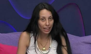 Big Brother: Έξαλλη η παίκτρια: «Είμαι μια κινητή βόμβα. Θα φύγουν όλοι από δίπλα μου»