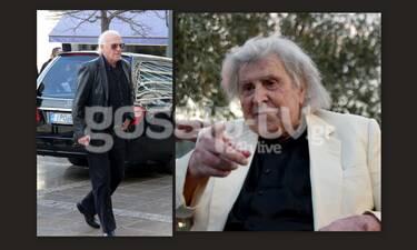 Μίκης Θεοδωράκης: Ο Γιώργος Χατζηνάσιος στο gossip-tv: «Για μένα είναι μια μέρα σοκ»