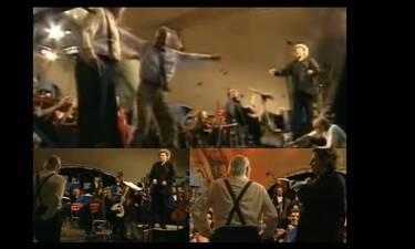 Μίκης Θεοδωράκης: Όταν ο Άντονι Κουίν σηκώθηκε να χορέψει συρτάκι στη συναυλία του στο Μόναχο