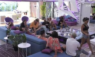 Big Brother: Αυτοί είναι ο πρώτοι υποψήφιοι προς αποχώρηση! Το βέτο και η ανατροπή!