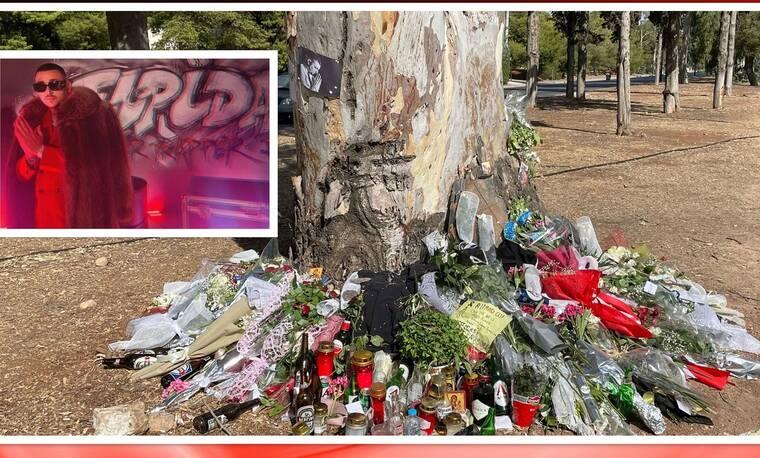 Mad Clip: Ραγίζουν καρδιές οι αφιερώσεις των θαυμαστών του στο σημείο του δυστυχήματος!