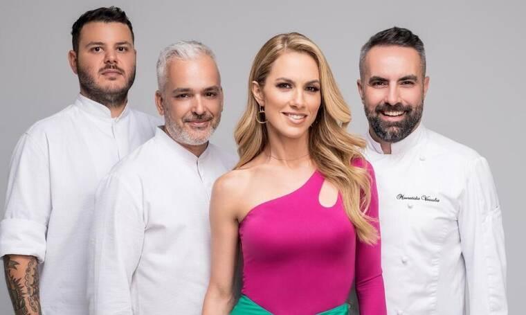 Game Of Chefs: Η επίσημη ανακοίνωση για την πρεμιέρα του ριάλιτι μαγειρικής