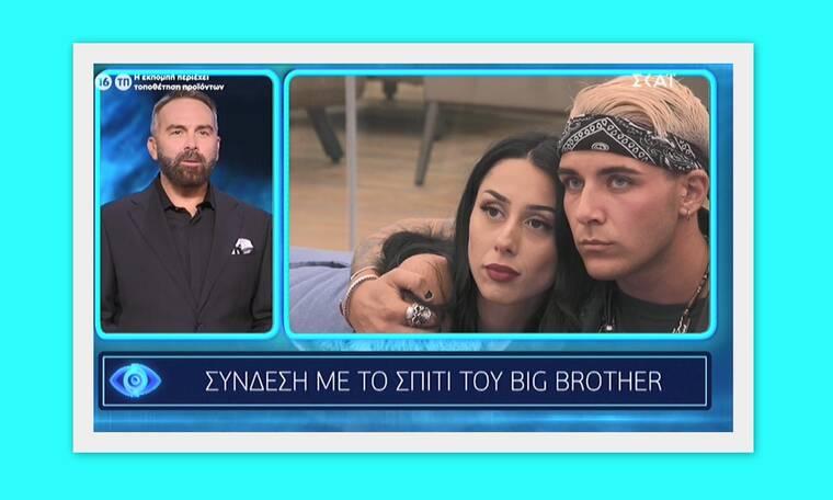 Big Brother: Αυτός είναι ο πρώτος παίκτης που αποχώρησε από το σπίτι του Μεγάλου Αδελφού!