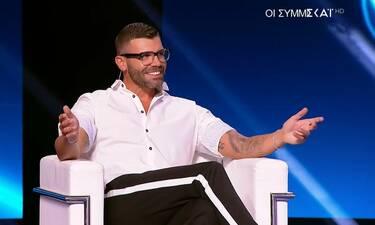 Big Brother: Νίκος Τσιρλής: Οι φίλοι τον φωνάζουν... φίδι!