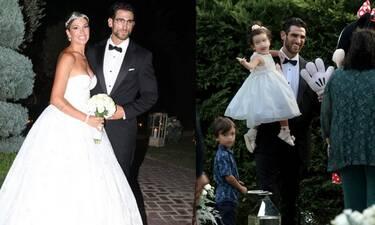 Χατζίδου - Παύλου: Το ξέφρενο γλέντι στο γαμήλιο πάρτι και οι συγκινητικές στιγμές!