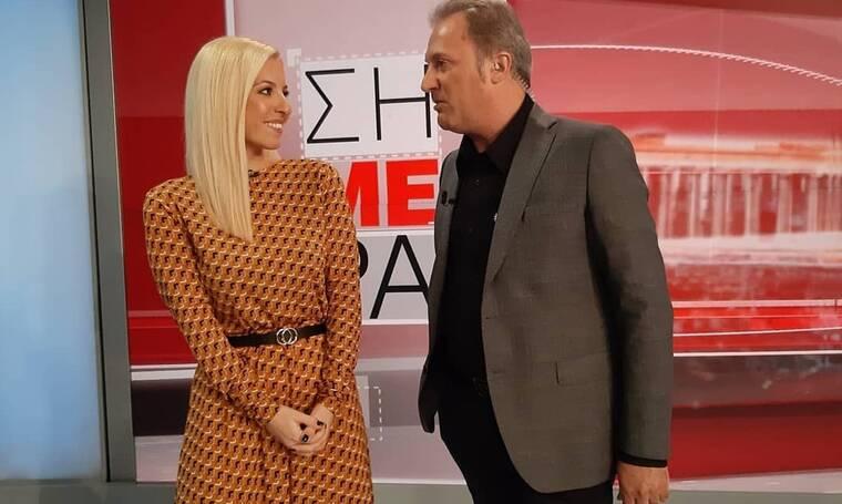 Αναστασοπούλου: «Ο Δημήτρης κι εγώ είμαστε δύο διαφορετικοί άνθρωποι και πολλές φορές διαφωνούμε»