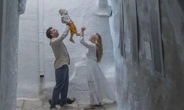 Χρανιώτης-Αβασκαντήρα: Νέες φωτογραφίες από τη βάφτιση του γιου τους!