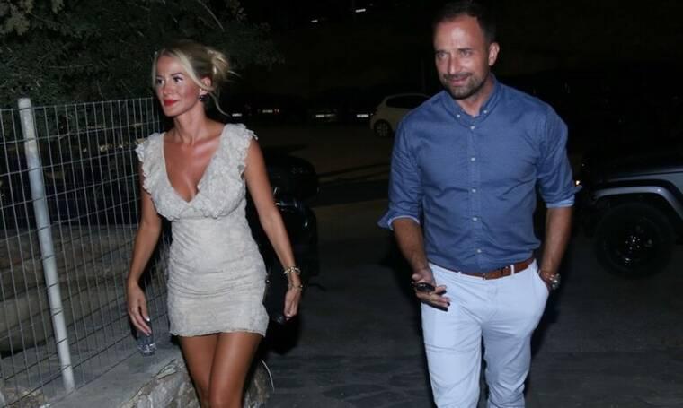 Γιώργος Λιανός: Παντρεύεται τη σύντροφό του, Κωνσταντίνα Καραλέξη; (Video)