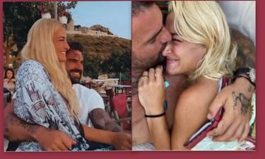 Ιωάννα Τούνη – Δημήτρης Αλεξάνδρου: Έτσι περνά το ζευγάρι στο σπίτι του – Τα video θα γίνουν viral!