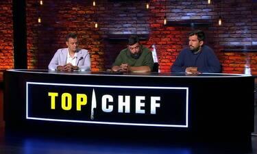 Top Chef: Οι δύσκολες δοκιμασίες, η ανατροπή και ο τρίτος υποψήφιος προς αποχώρηση!