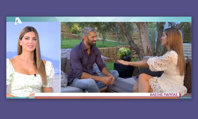 Η πρώτη τηλεοπτική συνέντευξη του Bachelor, Αλέξη Παππά στο Happy Day