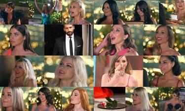 The Bachelor: Όλες οι διαγωνιζόμενες, εκείνη που πήρε το λευκό τριαντάφυλλο και οι δύο που... έφυγαν