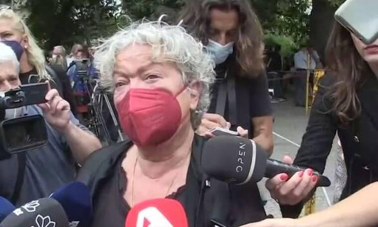 Μίκης Θεοδωράκης: Λύγισε η Τάνια Τσανακλίδου - Ραγίζει καρδιές με τα λόγια της