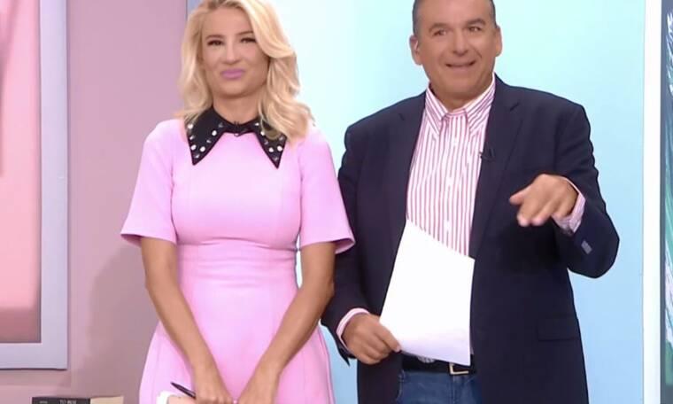 Πώς φόρεσε η Φαίη Σκορδά το ροζ κραγιόν για να το φορέσεις κι εσύ (video)
