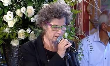 Κηδεία Μίκη Θεοδωράκη: Ανατριχιαστικός ο επικήδειος της κόρης του, Μαργαρίτας