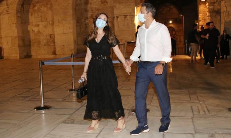 Ευγενία Δημητροπούλου: Πρώτη δημόσια εμφάνιση με τον σύζυγό της μετά τον μυστικό γάμο τους!