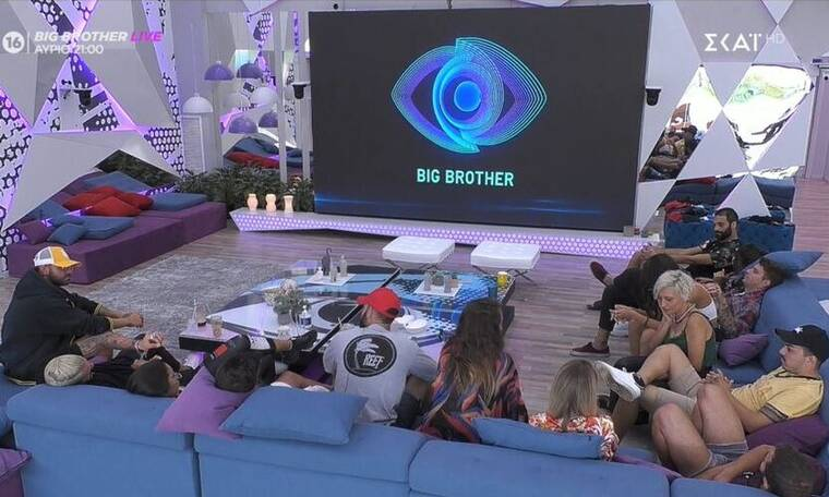 Big Brother: Αυτοί είναι οι τρεις υποψήφιοι προς αποχώρηση - Έντονες και απρόσμενες αντιδράσεις