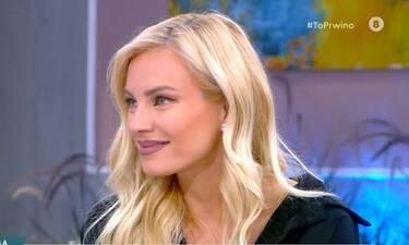 Τζούλια Νόβα: Αποκάλυψε το φύλο του μωρού -  Η απάντηση για τη φώτο της που προκάλεσε αντιδράσεις