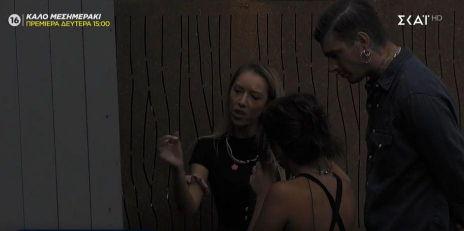 Big Brother: Μεγάλο μπέρδεμα στο σπίτι! Οι φιτιλιές της Μαίρης άναψαν «φωτιές» στον Στηβ