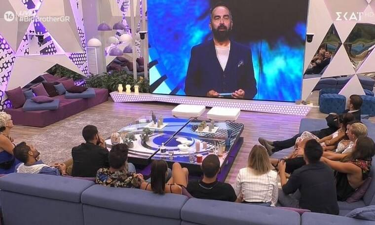 Big Brother: Αυτός ο παίκτης αποχώρησε από το ριάλιτι - «Πάγωσαν» όλοι