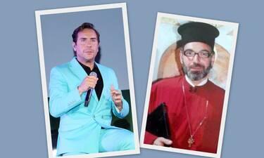 Το βιολί του Μαζωνάκη είναι ιερέας στη Σίφνο! Από τις πίστες και τα νυχτερινά κέντρα στην εκκλησία!
